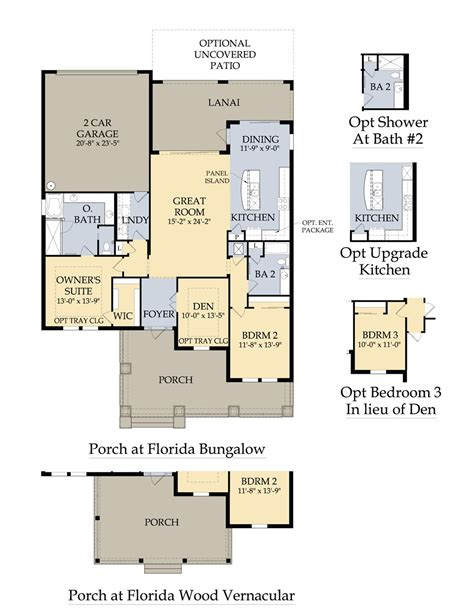 divosta floor plans divosta homes windsor park at abacoa sandpiper 962100
