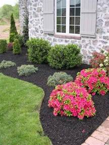 25 best ideas about flower beds on pinterest front