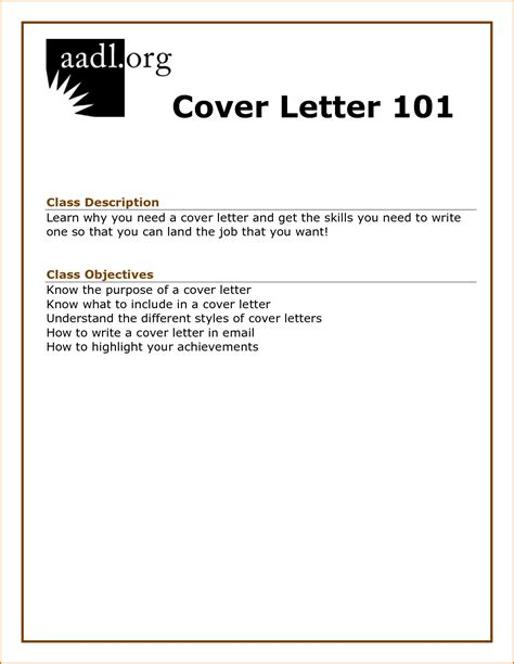 whats in a cover letter jobsxs