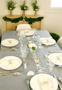 decoration table de no 235 l box centre de table gris et