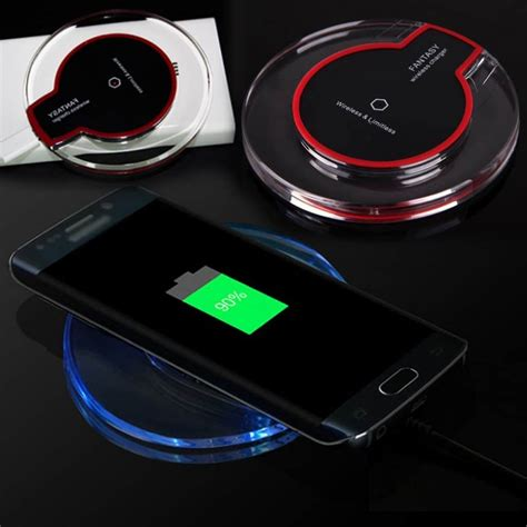 fantasy wireless qi charger stand pad  iphone