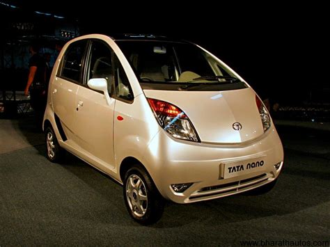 Nano Auto by Tata Motors To Launch 5 Models By Mid 2012