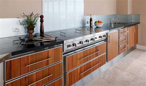 exterior kitchen cabinets stainless steel outdoor kitchen cabinets picture