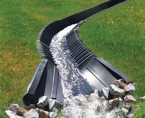 smartditch is a maintenance free and ideal solution for