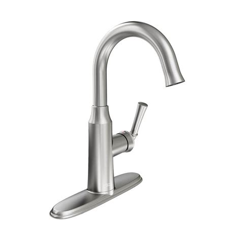 bar sink faucet home depot american standard stainless steel pull down faucet
