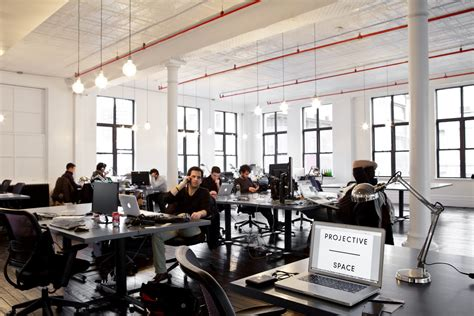 Can You Work For The Post Office With A Criminal Record Projective Space A Community Centered Coworking Space In Nyc Office Snapshots
