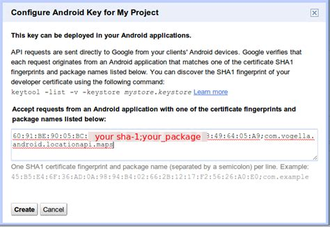 android api console my note book android maps tutorial