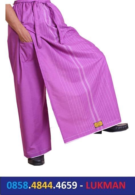 Sarung Instan Dewasa produsen distributor agen grosir celana sarung praktis instan dewasa anak grosir celana sarung