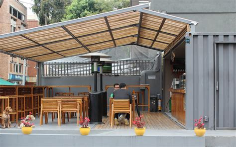 desain cafe container cafe container
