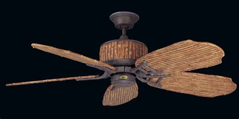 bamboo ceiling fans with lights fansunlimited com bamboo breeze ceiling fan