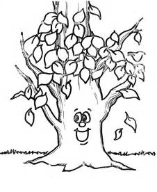 fall tree color page bare tree coloring page az coloring pages