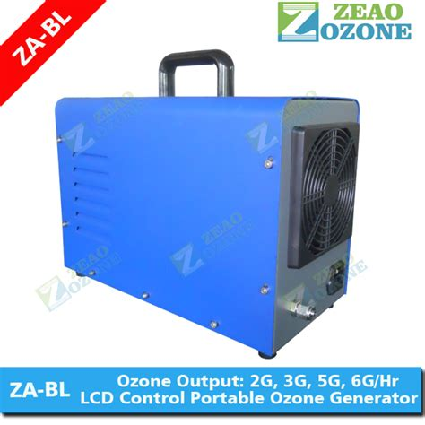 small corona discharge portable ozone generator for hotel