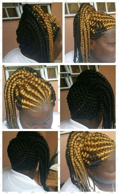 corn row styles on pinterest big cornrows ghana braids and big ghana braids cornrows hairstyle ideas n inspiration