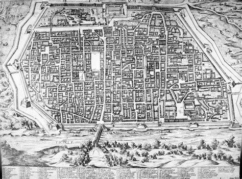 piantina pavia storia urbana di pavia cartografia le mappe on line