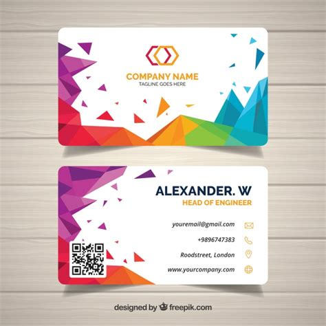 tarjetas de cart n tarjetas personalizadas abstract logo vectors photos and psd files free download