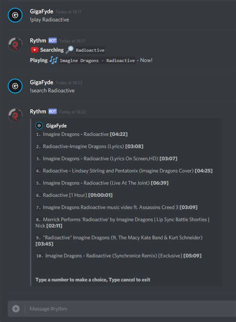 discord bot rhythm how to add bot in discord to play music gallery how to