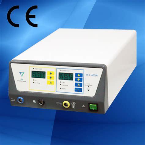 Electronic Cautery china coagulation bipolar rf cautery china coagulation equipment coagulation device