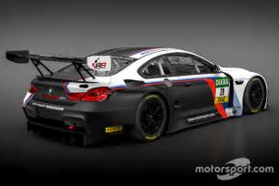 Bmw Motorsports The Bmw M6 Gt3 For The Bmw Motorsport Juniors Schubert