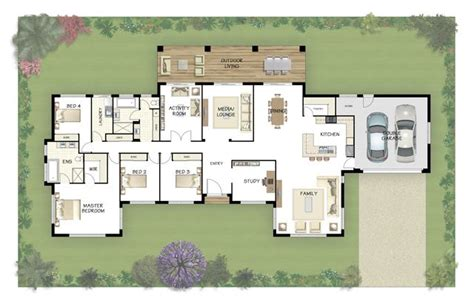 Coral Homes Floor Plans | coral homes diamantina features house plans pinterest