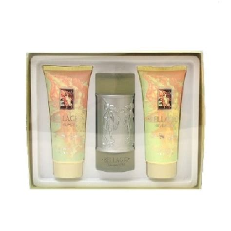 Parfum Bellagio Di Alfa bellagio gift set for 3 4oz eau de parfum spray 6