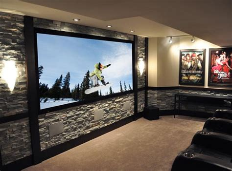 24 inspiring home theater design best collection from