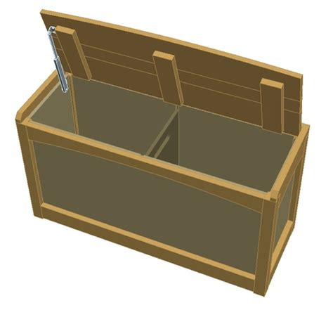shoe box bench step iges 3d cad model grabcad