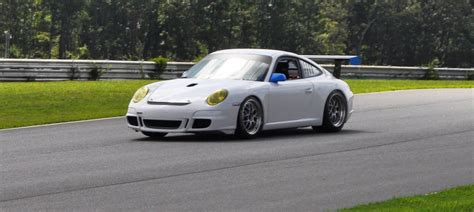 diy porsche 997 supercup at atlanta motorsports park is