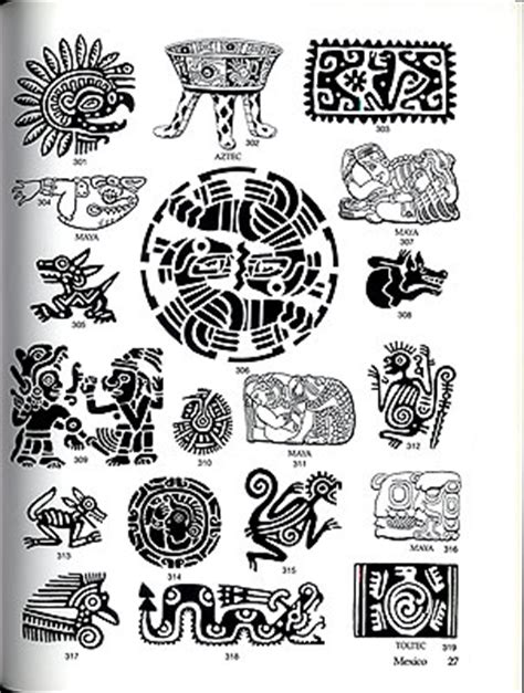 kdes 4113 north american indian motifs
