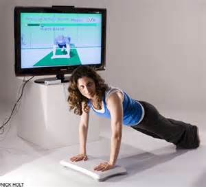 can we really get fit with wii fit? we put nintendo's new