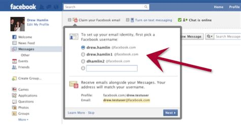 Fb Search By Email How The New Messages Email System Works