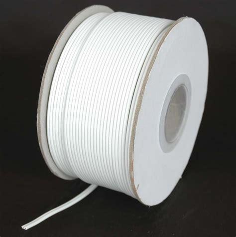 white wire c7 spt 2 white sockets 50 pack novelty lights inc