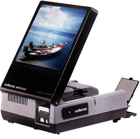 Proyektor Reflecta reflecta monitor projector afm 2000
