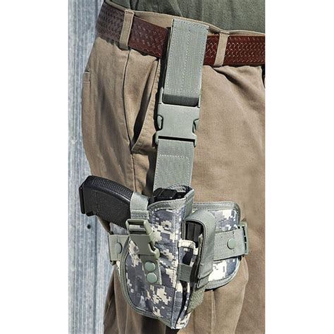 voodoo tactical holster voodoo tactical drop leg holster 176901 holsters at
