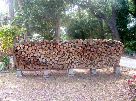 firewood rack using no tools espa 241 ol