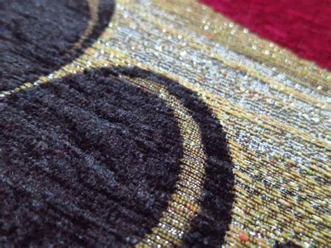 Wholesale Home Decor Fabric Sofa Fabric Upholstery Fabric Curtain Fabric Manufacturer Warp Knitted Jacquard Wholesale Home