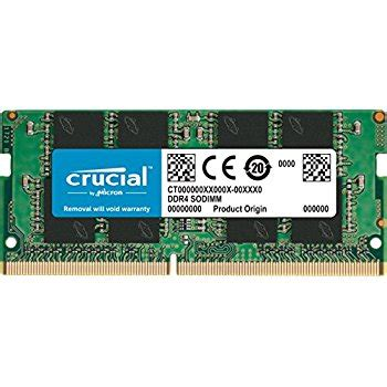 Ram 4gb Ddr4 crucial 4gb single ddr4 2133 mt s pc4 17000 sr x8 sodimm 260 pin memory