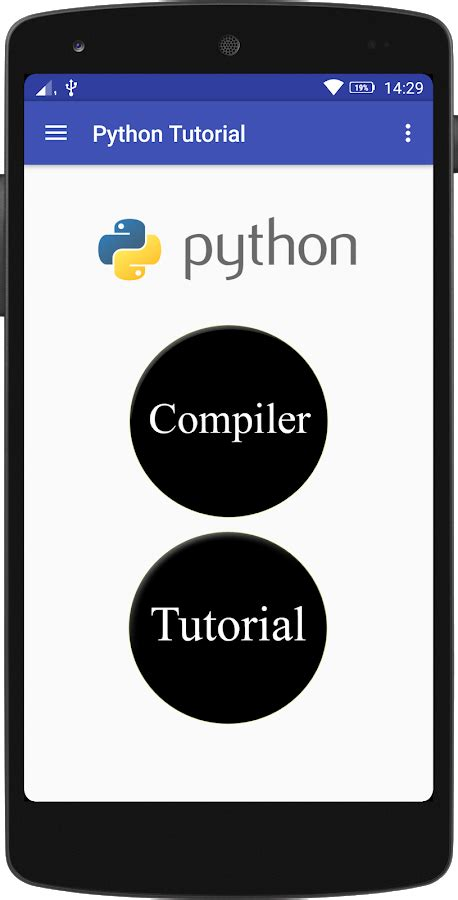 tutorial python google python tutorial and compiler android apps on google play