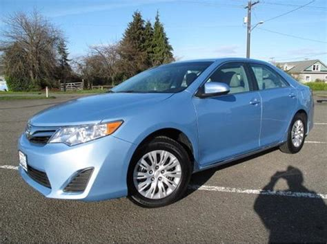 Toyota Camry Used Cars For Sale By Owner Used 2012 Toyota Camry For Sale By Owner In Rydal Ga 30171