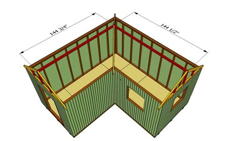 build   shaped roof howtospecialist