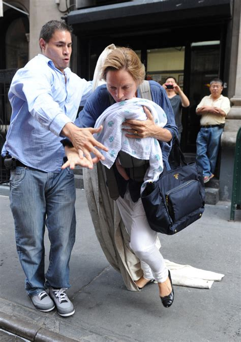 In Other News The Blemish 10 by Uma Thurman Baby Fall 06 127259 Photos The Blemish