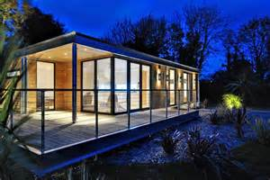 Modern Modular Homes The Edge Modular Home Boutique Modern Small House Bliss