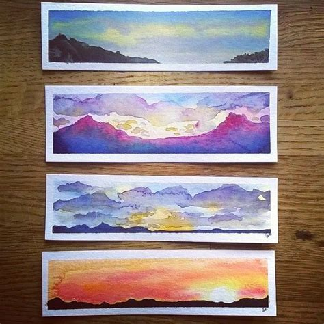 colour dynamics workbook for water colour painting and colour theory and science books 25 best ideas about watercolor sunset on