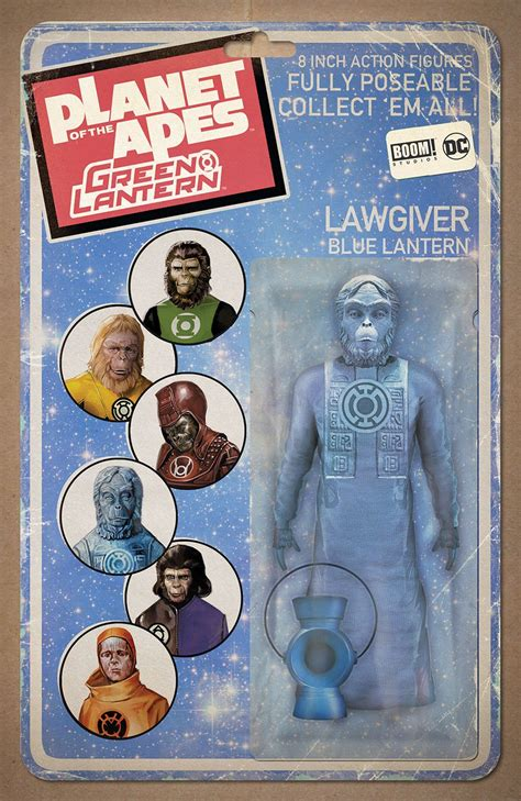 planet of the apes green lantern books exclusive preview planet of the apes green lantern 4