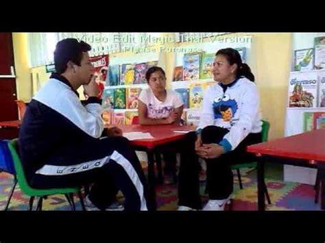 preguntas para una entrevista a michael jackson entrevista a marcela vicente docente y directora del j