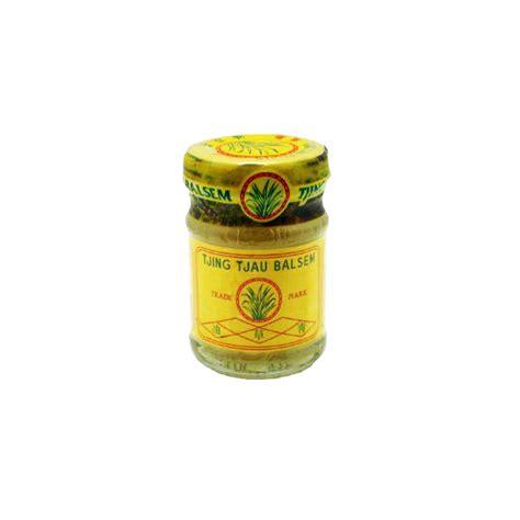 Tjing Tjau Balsam 36 Gr tjin tjau balsam 36 g indomarkt gmbh