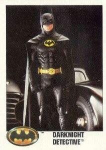 batman pattern trading detailed batman trading cards guide