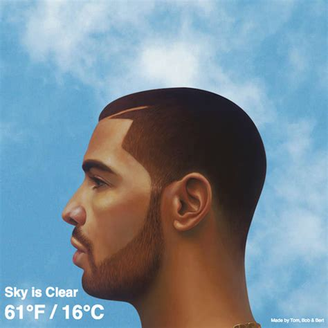 drake profile drake moonlights as a weatherman