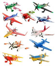 amazon disney planes diecast plane collection 11 pack toys amp games