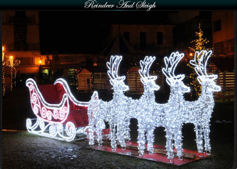2016 giant christmas decoration with gift box light