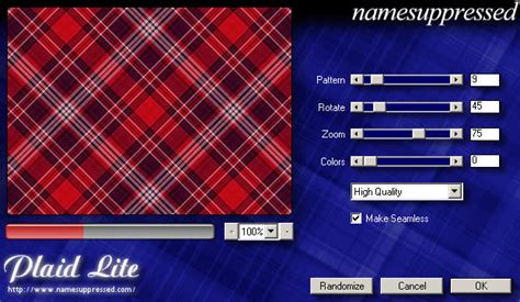 Seamless Pattern Plugin | plaid lite seamless plaid pattern photoshop plugin